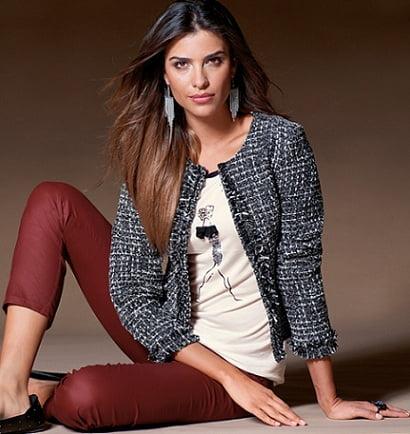 catalogo venca otoño invierno 202 2013 chaqueta tweed