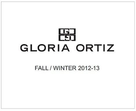 gloria ortiz bolsos otoño invierno 2012 2013 catálogo