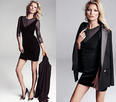 catalogo mango kate moss invierno 2013 transparencia