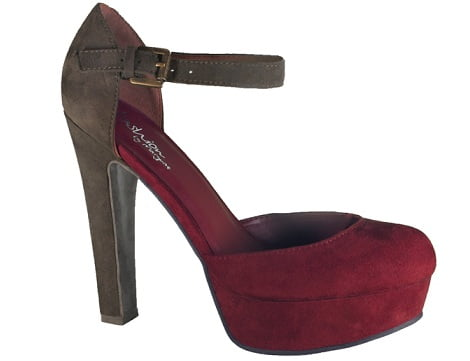 catálogo zapatos marypaz otoño invierno 2012 2013 sandalia burdeos
