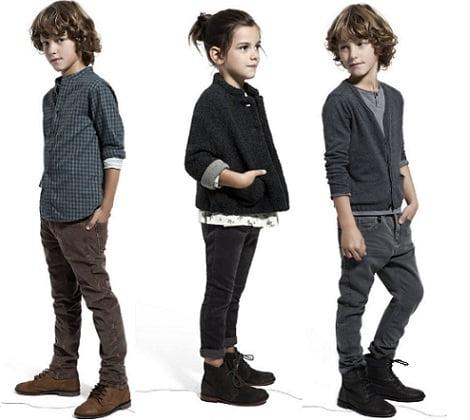 catalogo zara niños studio otoño invierno 2013 pantalones