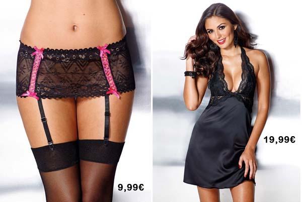 815aa15f8 Seduce y déjate seducir por la lencería de Venca – Catálogos de Moda